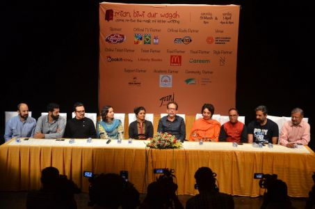 Theater \'Mian Biwi Aur Wagah\' Press Conference (11)