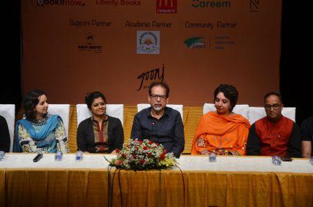 Theater \'Mian Biwi Aur Wagah\' Press Conference (12)