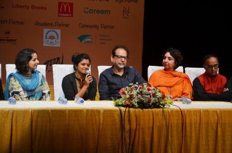 Theater \'Mian Biwi Aur Wagah\' Press Conference (2)