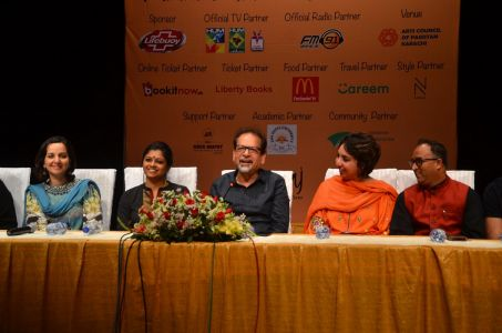 Theater \'Mian Biwi Aur Wagah\' Press Conference (8)