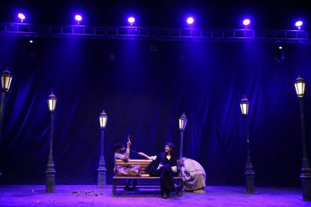 Theater Play HUA KUCH YOON By Dawar Mehmood KopyKats Productions (10)