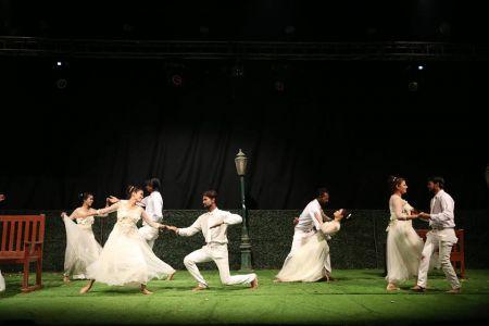 Theater Play HUA KUCH YOON By Dawar Mehmood KopyKats Productions (14)