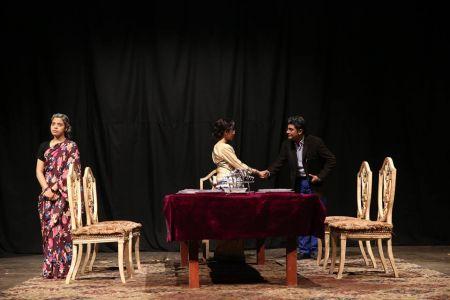 Theater Play HUA KUCH YOON By Dawar Mehmood KopyKats Productions (16)