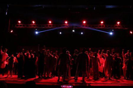 Theater Play HUA KUCH YOON By Dawar Mehmood KopyKats Productions (4)