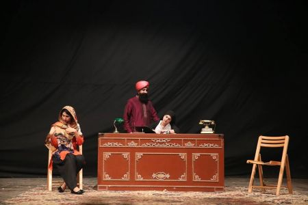 Theater Play HUA KUCH YOON By Dawar Mehmood KopyKats Productions (5)