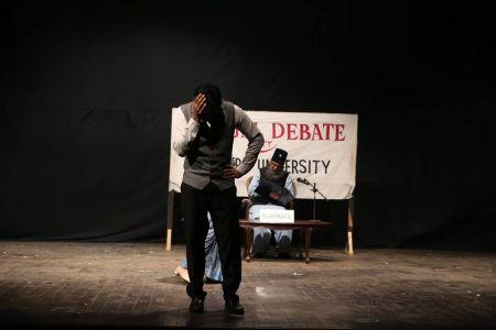 Theater Play HUA KUCH YOON By Dawar Mehmood KopyKats Productions (6)