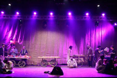 Theater Play HUA KUCH YOON By Dawar Mehmood KopyKats Productions (7)