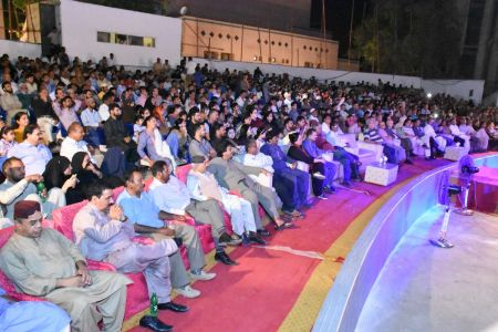 Theater Play Munda Bigree Jaye At Arts Council\'s Awami Theater Festival 2018 (13)
