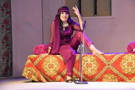 Theater Play Munda Bigree Jaye At Arts Council\'s Awami Theater Festival 2018 (15)