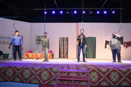 Theater Play Munda Bigree Jaye At Arts Council\'s Awami Theater Festival 2018 (1)