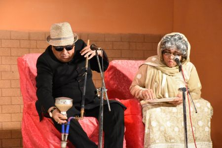 Theater Play Munda Bigree Jaye At Arts Council\'s Awami Theater Festival 2018 (20)