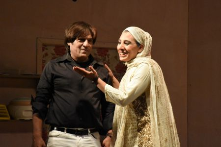 Theater Play Munda Bigree Jaye At Arts Council\'s Awami Theater Festival 2018 (22)