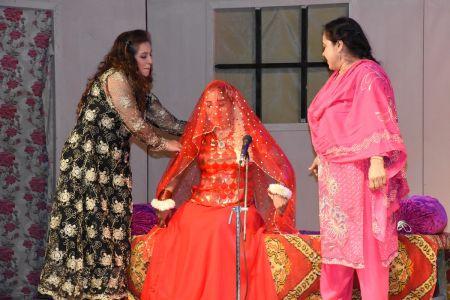 Theater Play Munda Bigree Jaye At Arts Council\'s Awami Theater Festival 2018 (3)