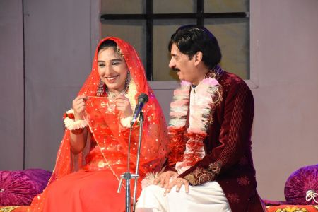 Theater Play Munda Bigree Jaye At Arts Council\'s Awami Theater Festival 2018 (6)