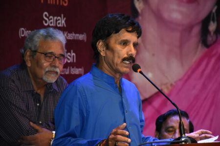 Tribute To Artist Zaheen Tahira At Arts Council Karachi(14)
