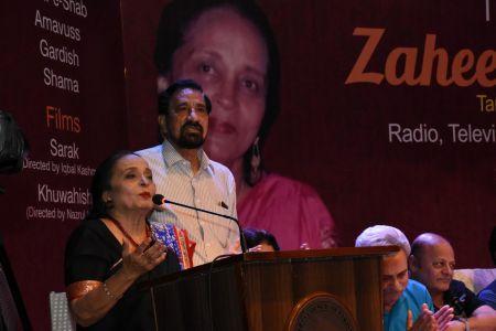 Tribute To Artist Zaheen Tahira At Arts Council Karachi(28)