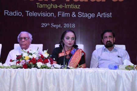 Tribute To Artist Zaheen Tahira At Arts Council Karachi(5)