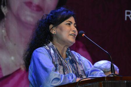 Tribute To Artist Zaheen Tahira At Arts Council Karachi(6)