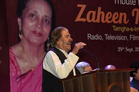 Tribute To Artist Zaheen Tahira At Arts Council Karachi(7)