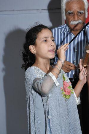 Tribute To Comrade Shanta Zaibunisa Bukhari At Arts Council Karachi (12)