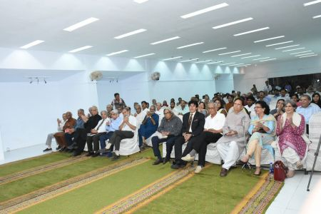 Tribute To Comrade Shanta Zaibunisa Bukhari At Arts Council Karachi (13)