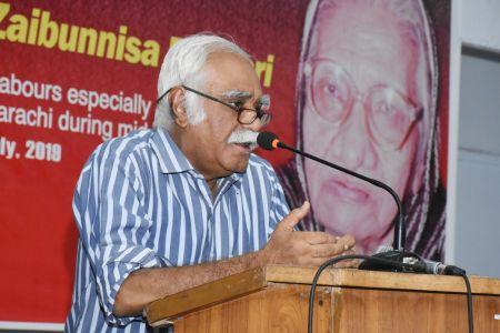 Tribute To Comrade Shanta Zaibunisa Bukhari At Arts Council Karachi (6)