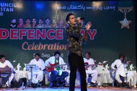Tribute To Mertyres Of 6th Sept At Arts Council Karachi (12)