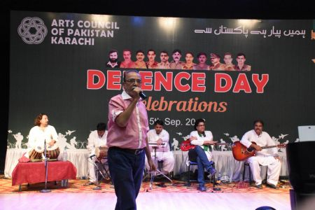 Tribute To Mertyres Of 6th Sept At Arts Council Karachi (20)