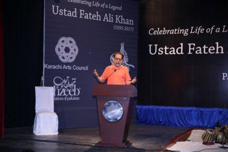 Tribute To Ustad Fateh Ali Khan (1)