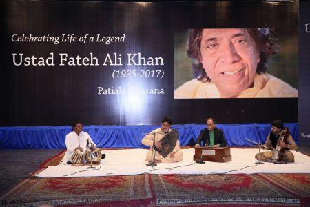Tribute To Ustad Fateh Ali Khan (2)