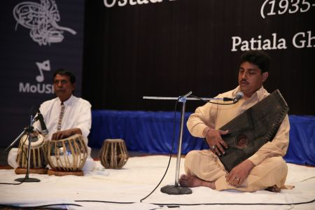 Tribute To Ustad Fateh Ali Khan (4)