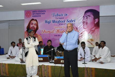 Tribute To Legend Ustad Maqbool Sabri At Arts Council Karachi (2)