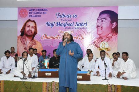Tribute To Legend Ustad Maqbool Sabri At Arts Council Karachi (3)