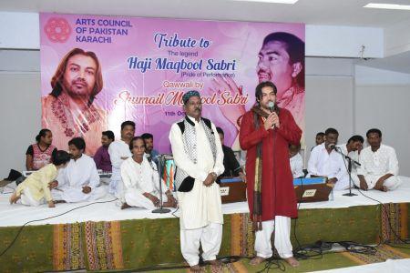 Tribute To Legend Ustad Maqbool Sabri At Arts Council Karachi (4)