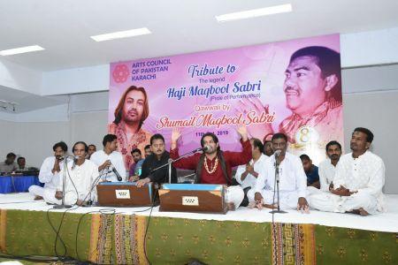 Tribute To Legend Ustad Maqbool Sabri At Arts Council Karachi (6)
