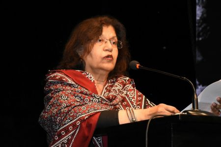 Tribute To The Legendary Writer Fahmida Riaz At Arts Council Karachi (11)