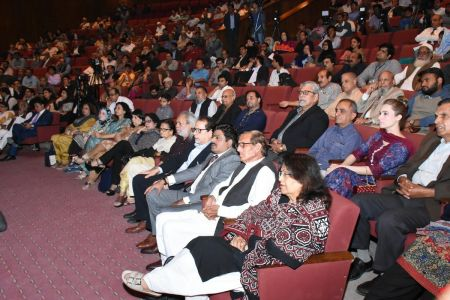 Tribute To The Legendary Writer Fahmida Riaz At Arts Council Karachi (14)