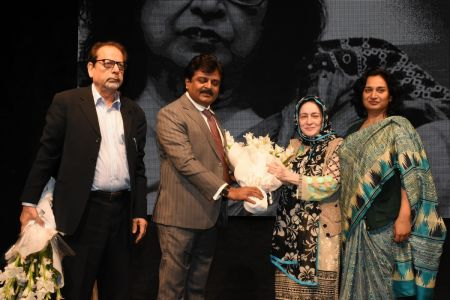 Tribute To The Legendary Writer Fahmida Riaz At Arts Council Karachi (1)