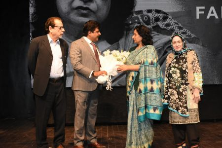 Tribute To The Legendary Writer Fahmida Riaz At Arts Council Karachi (2)