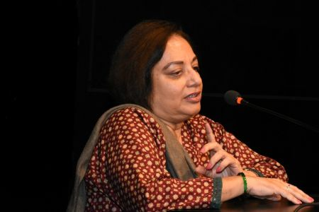 Tribute To The Legendary Writer Fahmida Riaz At Arts Council Karachi (5)