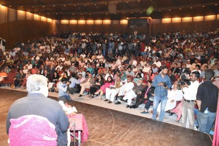 Urdu Conference 3rd Day Mushaira (4)