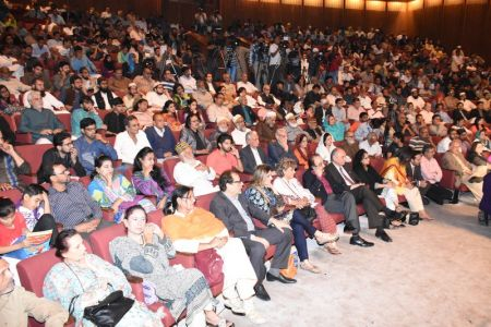 Urdu Conference 3rd Day Mushaira (7)