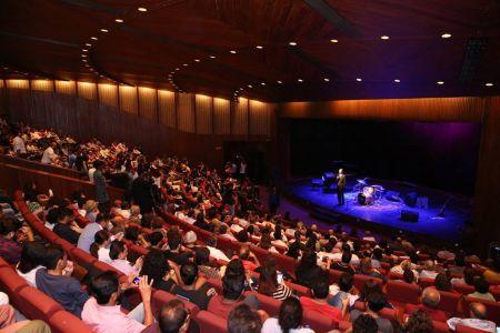 Wolfgang Haffner & Band Performance At Arts Council Karachi (10)