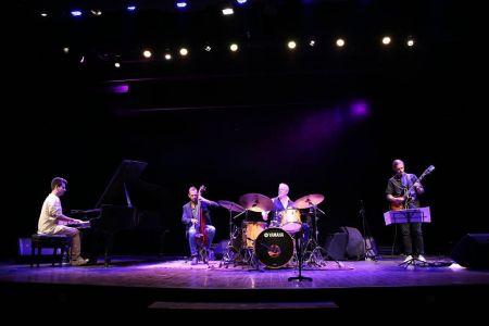 Wolfgang Haffner & Band Performance At Arts Council Karachi (1)