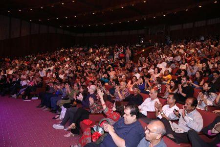 Wolfgang Haffner & Band Performance At Arts Council Karachi (6)
