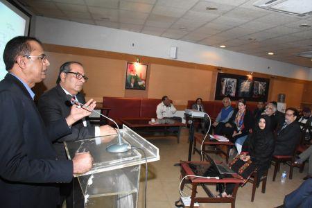 World Bank Delegates Visit Arts Council (10)