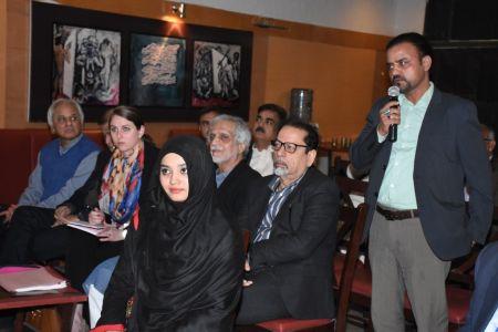 World Bank Delegates Visit Arts Council (15)