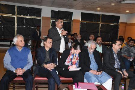 World Bank Delegates Visit Arts Council (16)
