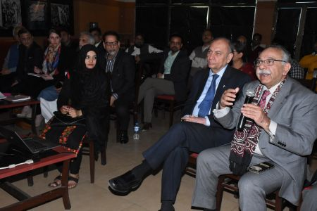 World Bank Delegates Visit Arts Council (19)