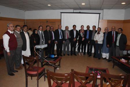 World Bank Delegates Visit Arts Council (1)